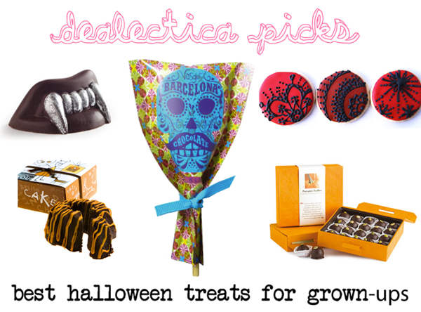 Best Halloween Treats for Grown-Ups