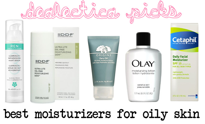 Dealectica Picks | Best Moisturizers for Oily Skin