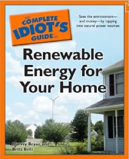 One Cent Books | The Complete Idiot's Guide to Renewable Energy for Your Home
