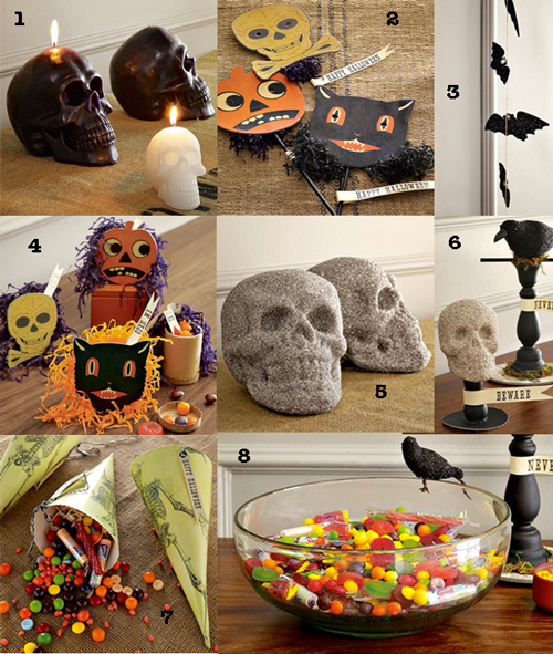 West Elm Halloween Sale