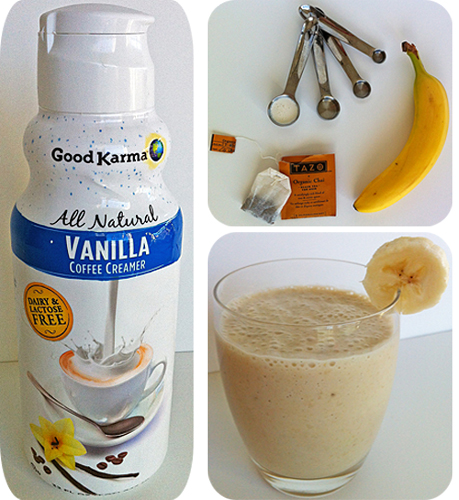 Cheap + Easy | Banana Chai Smoothie Recipe