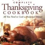 One Cent Books | Betty Crocker Complete Thanksgiving Cookbook