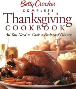 One Cent Books | Betty Crocker Complete Thanksgiving Cookbook