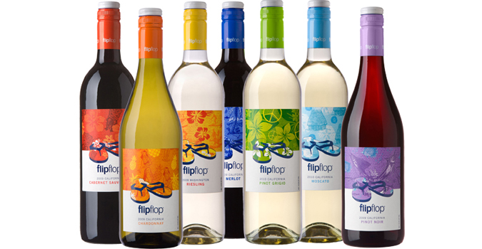 Review | flipflop Wines Moscato