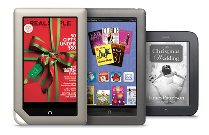 NOOK Cyber Monday Deal