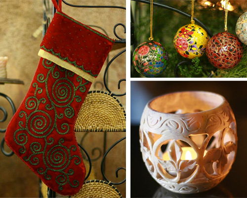 Novica Christmas Items
