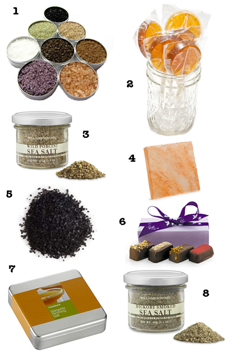 Gourmet Salts and Gifts