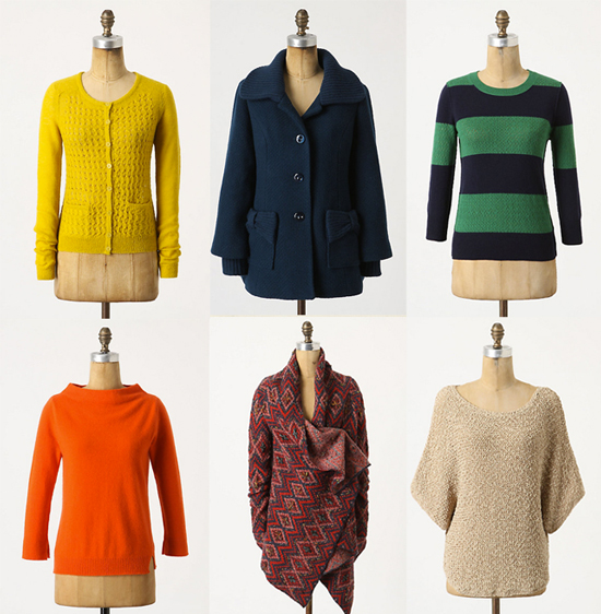 On Sale | Anthropologie 48 Hour Sale – 50% off Sweaters and Coats