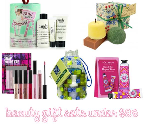 Beauty Gift Sets Under $25