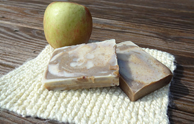 Heartsy | $10 for $20 at Fern and Bean Goat Milk Soap