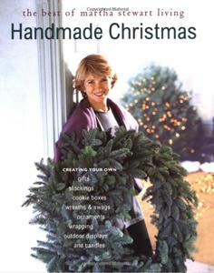 One Cent Books | Handmade Christmas: The Best of Martha Stewart Living