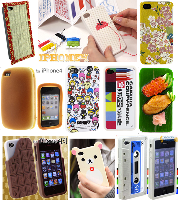 Japanese iPhone Cases & Covers