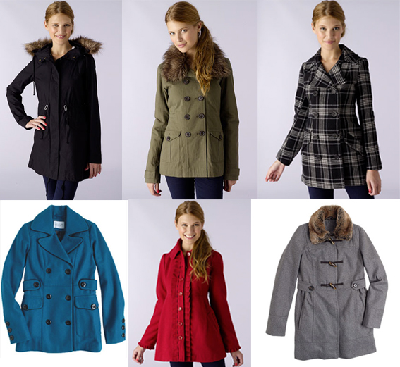 Delia's Winter Coat Clearance