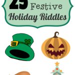 25 Fun and Festive Holiday Riddles