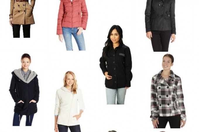 10 Winter Coats For Teenage Girls
