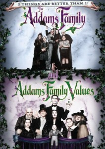 Addams Family Double Feature Set