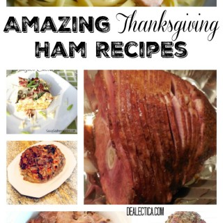 Amazing Thanksgiving Ham Recipes
