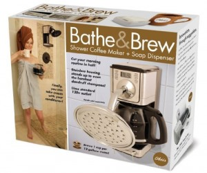 Bathe & Brew Prank
