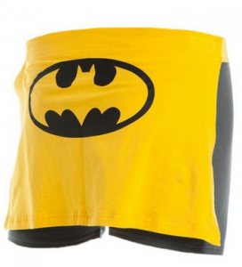 Batman Caped Boxer Brief