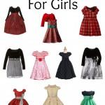 Beautiful Christmas Dresses For Girls