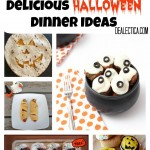 Delicious Halloween Dinner Ideas