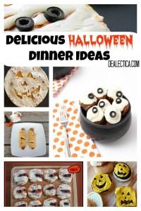Delicious Halloween Dinner Ideas