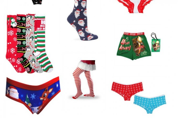 Fun and Festive Christmas Underwear