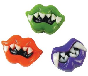 Goofy Candy Teeth