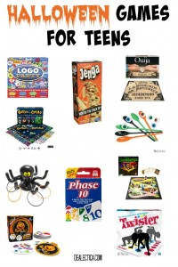 Halloween Games For Teens