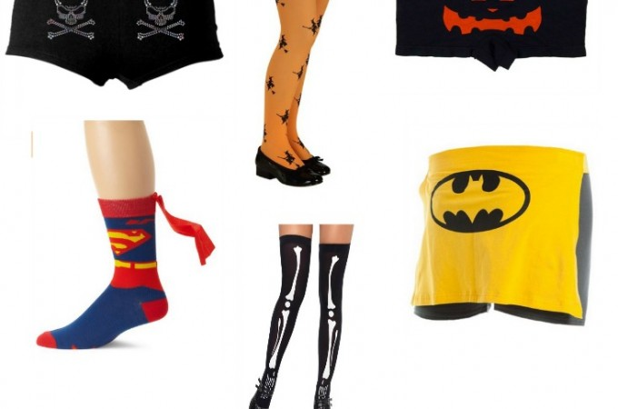 Fun And Funny Pairs Of Halloween Underwear