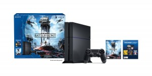 Playstation 4 Star Wars Bundle