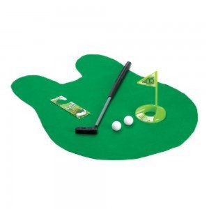 Potty Golfing Mat