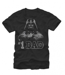 Star Wars #1 Dad T-Shirt