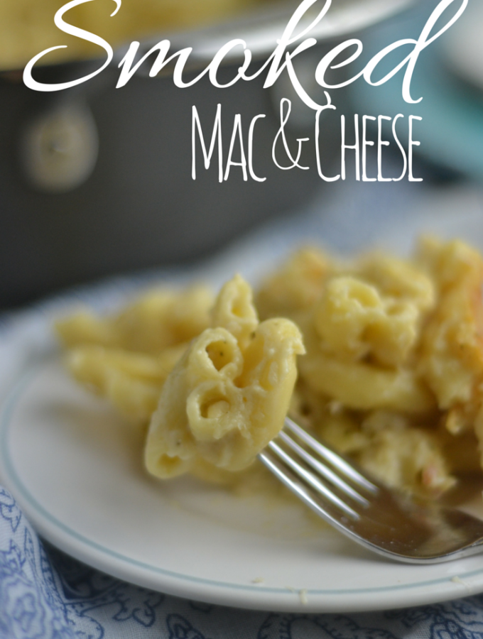 Smoked Mac and Cheese - Smoked Gouda Mac